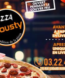 Pizza Crousty
