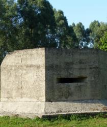 Arrêt sur le Bunker d'Argoeuves