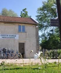 Location de vélos - Maison éclusière d'Ailly-sur-Somme