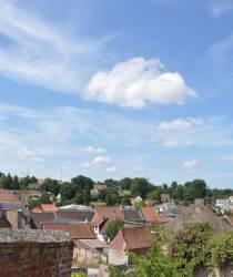 Domart-en-Ponthieu, l'ancienne ville forte
