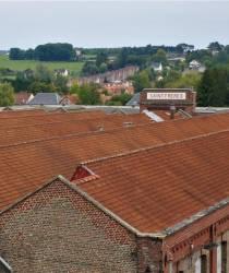 Flixecourt, ville façonnée par l'industrie