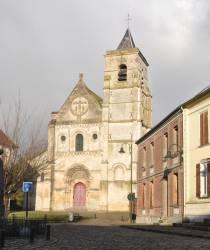 Église Abbatiale de Berteaucourt les Dames
