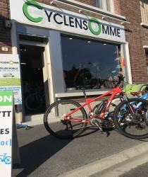 Location de vélos et réparation - Cyclensomme